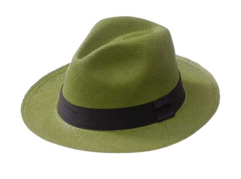 Panama Hat - CLASSIC Olive
